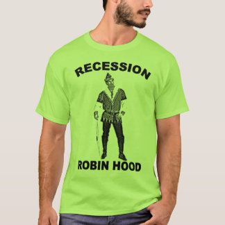 Rap Couture- Recession Robin Hood T-shirt