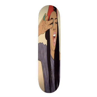 Rap God Stack Element Custom Pro Trick Deck Skate Board Decks