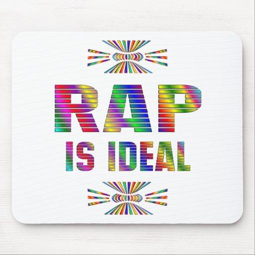 RAP is Ideal Mousepads