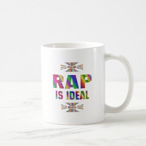 RAP is Ideal Mug