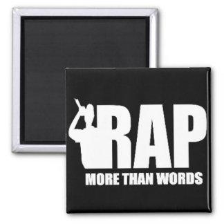 Rap magnet