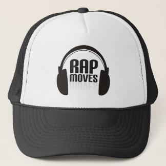 Rap Moves Truck Hat
