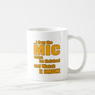 Rap music t shirt classic white coffee mug