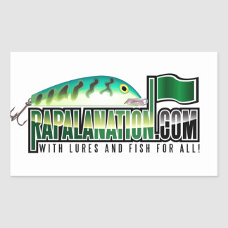 RapalaNation Gear! Sticker