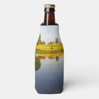 Rapeseed field bottle cooler