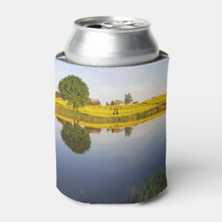 Rapeseed field can cooler