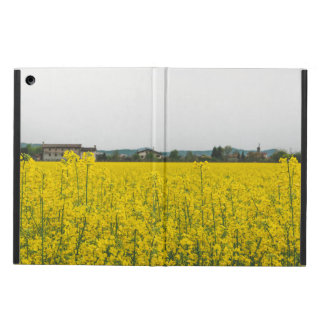 Rapeseed field case for iPad air