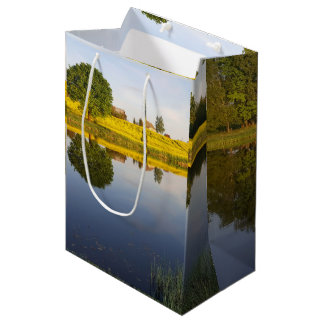Rapeseed field medium gift bag