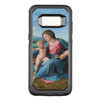 Raphael Alba Madonna OtterBox Commuter Samsung Galaxy S8 Case