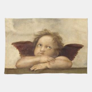 Raphael Angel 2 Kitchen Towel