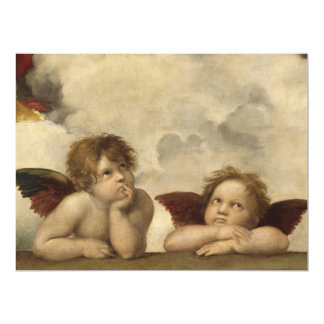 Raphael Angels Card