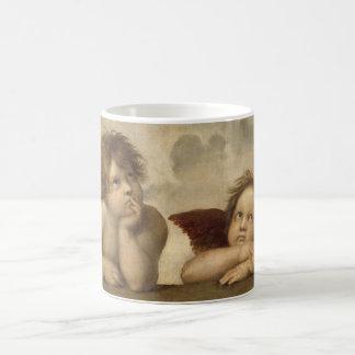 Raphael Angels Coffee Mug