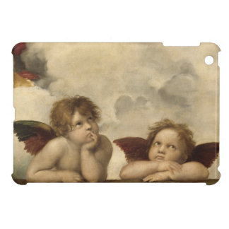 Raphael Angels iPad Mini Cover