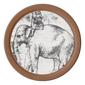 Raphael: Hanno, The Pope's Leo X Elephant Poker Chips