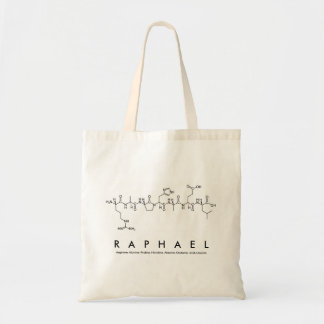 Raphael peptide name bag