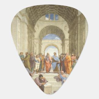 Raphael - School of Athens Guitar Pick