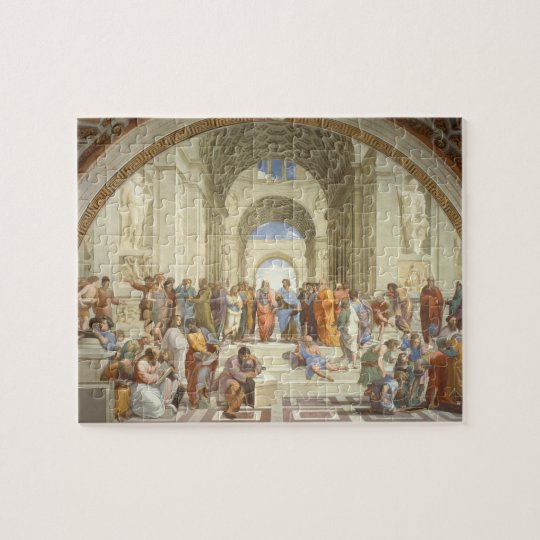 Raphael - School of Athens Jigsaw Puzzle