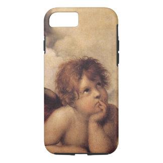 Raphael,Sistine Cherub iPhone 7 Case