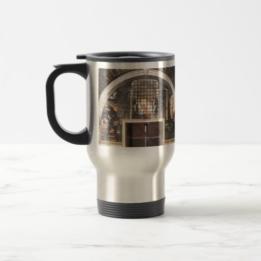 Raphael: The Liberation of St. Peter Coffee Mugs