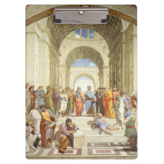 Raphael - The school of Athens 1511 Clipboard