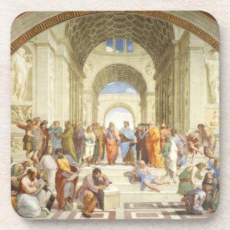 Raphael - The school of Athens 1511 Coaster