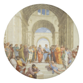 Raphael - The school of Athens 1511 Eraser