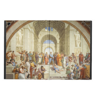 Raphael - The school of Athens 1511 iPad Air Covers