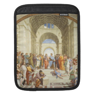 Raphael - The school of Athens 1511 iPad Sleeve