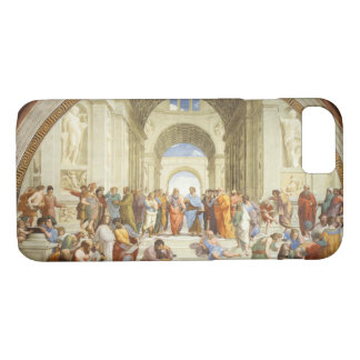 Raphael - The school of Athens 1511 iPhone 7 Case