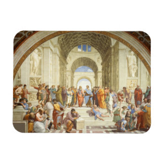Raphael - The school of Athens 1511 Magnet