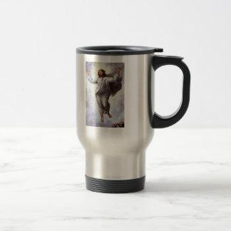 Raphael- The Transfiguration (detail) Stainless Steel Travel Mug
