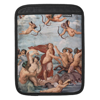 RAPHAEL -  Triumph of Galatea 1512 iPad Sleeves