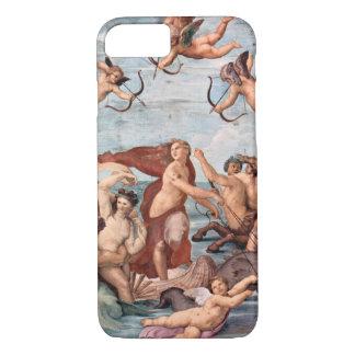RAPHAEL -  Triumph of Galatea 1512 iPhone 7 Case