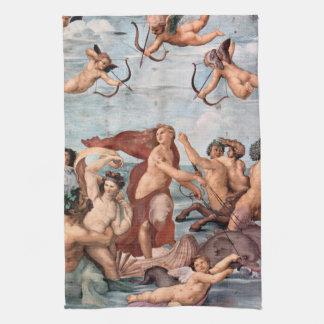 RAPHAEL -  Triumph of Galatea 1512 Kitchen Towel