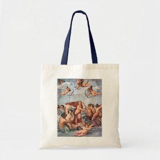 RAPHAEL -  Triumph of Galatea 1512 Tote Bag