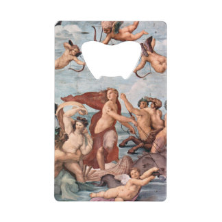 RAPHAEL -  Triumph of Galatea 1512 Wallet Bottle Opener