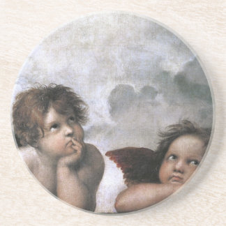 Raphael Two Angels Coaster