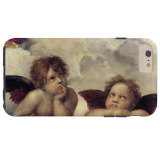 Raphael's Angels Tough iPhone 6 Plus Case