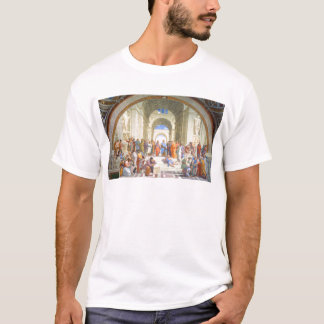 Raphael's School of Athens (Plato and Aristotle) T-Shirt