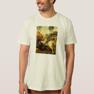 "Raphael's ""St. George and the Dragon"" (circa 1505) T-Shirt"