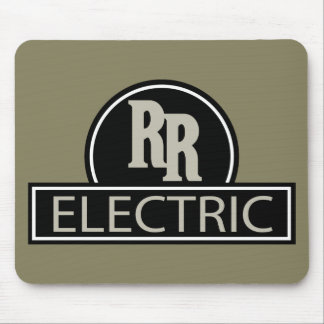 Rapid Rail Electric Mouse Pad