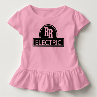 Rapid Rail Electric Toddler Shirt