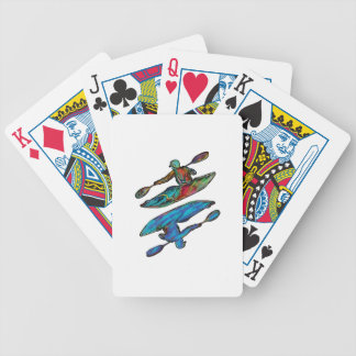 Rapid Submission Bicycle Playing Cards
