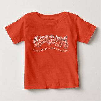 Rapids Back in Grand Rapids Baby Shirt