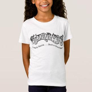 Rapids Back in Grand Rapids Kid Shirt