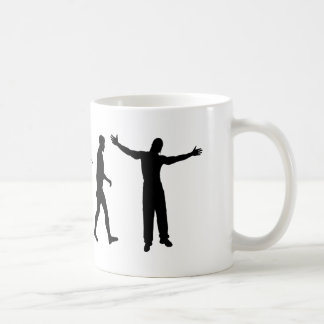 Rapper Gansta Rap Artist Musicians Music Love Classic White Coffee Mug