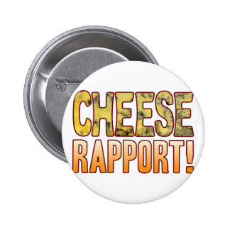 Rapport Blue Cheese 2 Inch Round Button