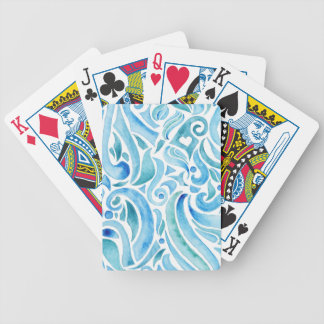 rapport WAVES 2 Bicycle Playing Cards