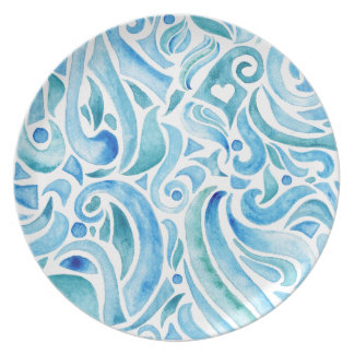 rapport WAVES 2 Dinner Plate