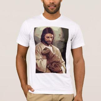 Raptor Jesus T-Shirt